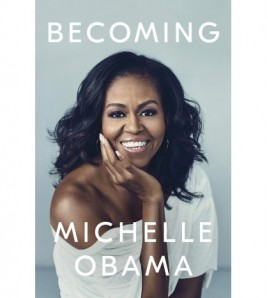 Becoming by Michelle Obama...