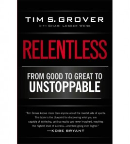 Relentless by Tim S. Grover