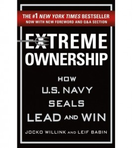 Extreme Ownership by Jocko...