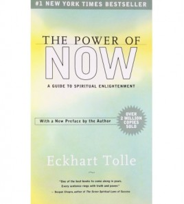 The Power of Now by Eckhart...