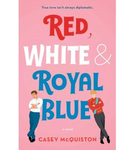 Red, White & Royal Blue by...