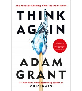 Think Again by Adam Grant