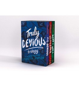 Truly Devious 3-Book Box...