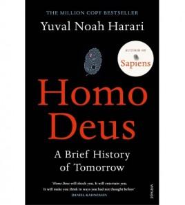 Homo Deus by Yuval Noah